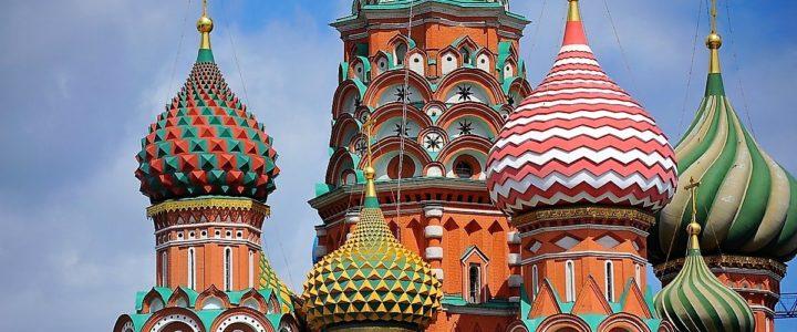10 – Russie – Moscou
