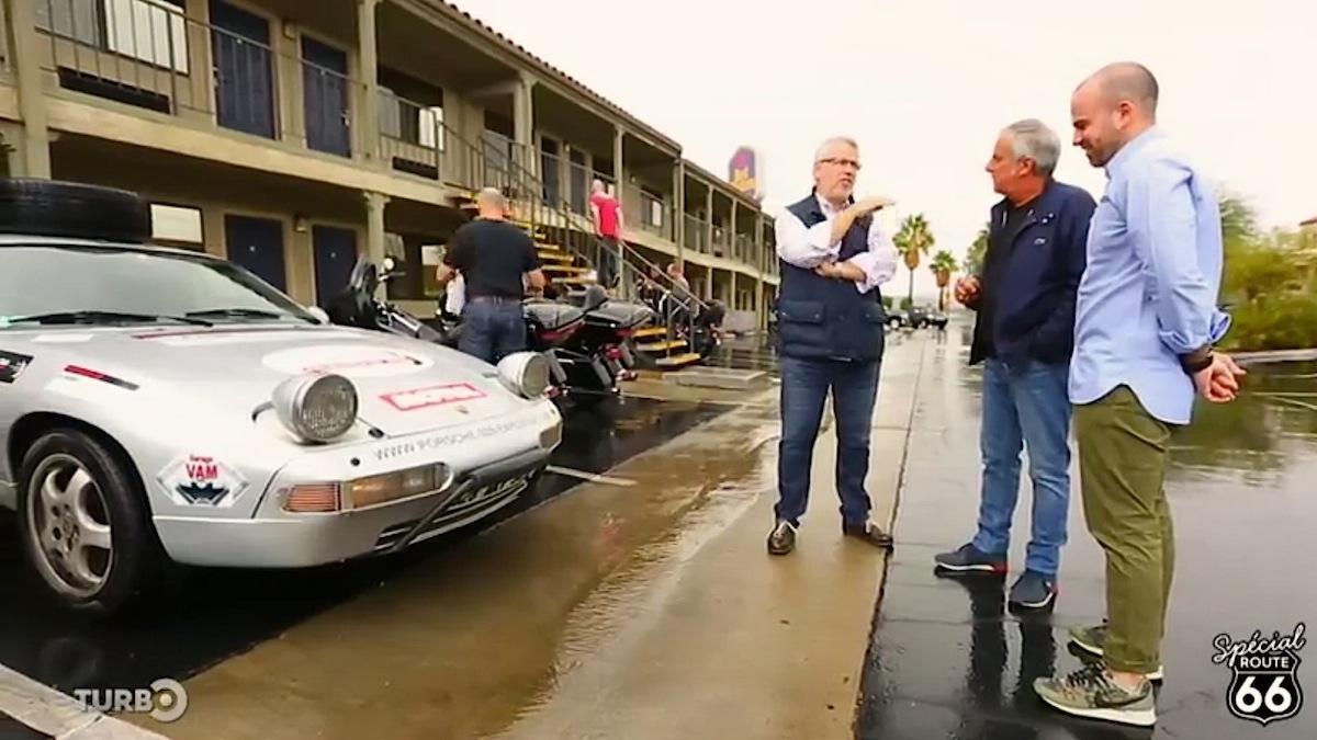 Notre Porsche 928 passe sur Turbo de M6