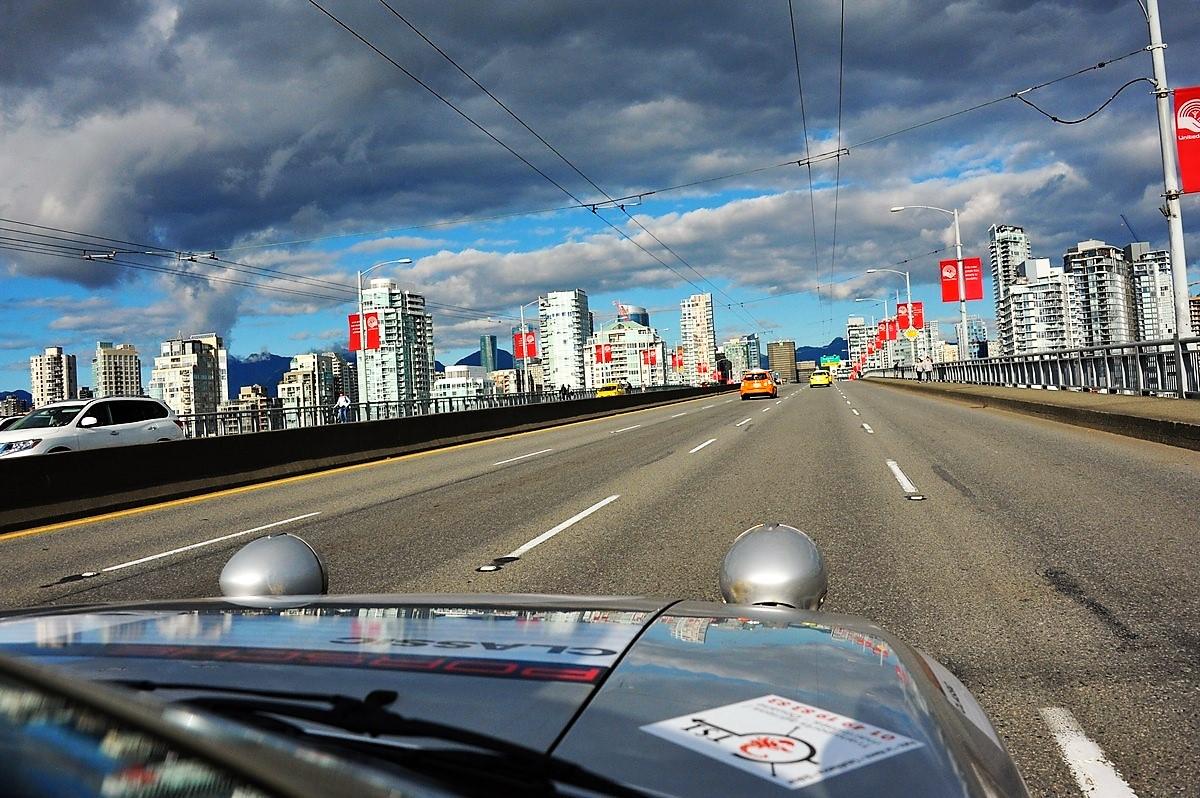 Porsche 929 Expedition Canada Vancouver