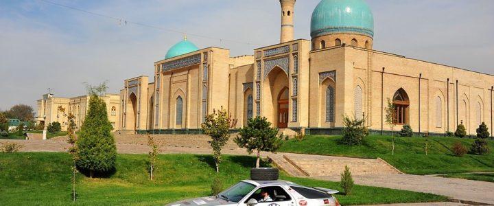17 – Ouzbékistan – Tachkent