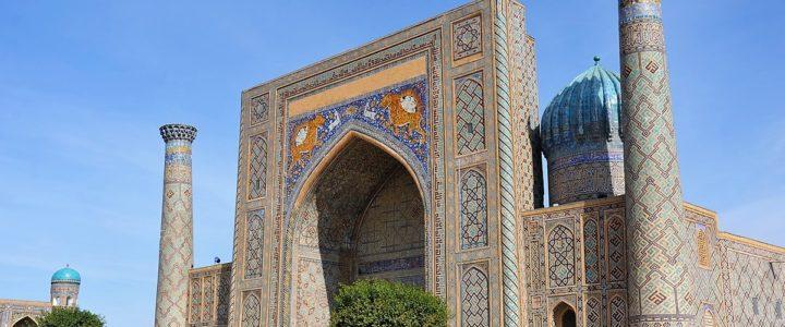 18 – Ouzbékistan – Samarcande