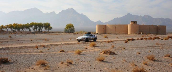 25 – Iran – Caravansérail de Zein-o-Din