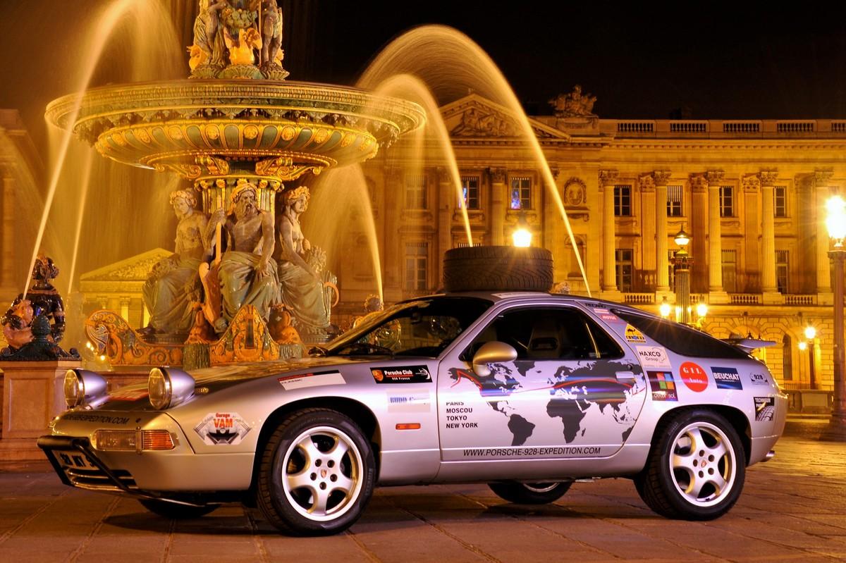 Porsche 928 Expedition Préparation Technique et Mécanique Porsche 928