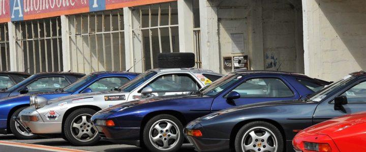 Les 40 ans de la Porsche 928